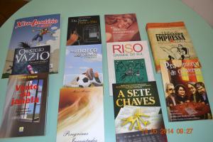 Biblioteca Municipal recebe doações de Livros