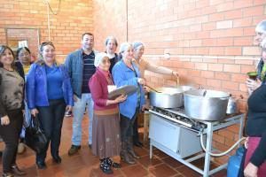 CRAS Volante encerra curso na comunidade de Espinilho Grande