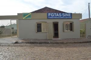 Agência FGTAS/SINE - PROCON e JUNTA MILITAR