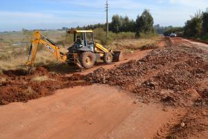Patrolamento e Nivelamento estrada Tupa-Jari