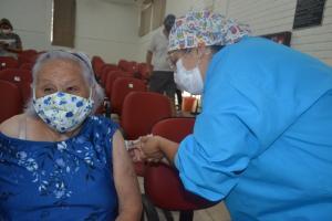 Vacinação contra a Covid- 19 em Tupanciretã