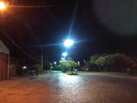 Concluído processo de iluminação da Avenida Lourenço Gomes