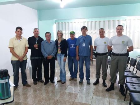 Reunião 10º Abertura Oficial da Colheita da Soja
