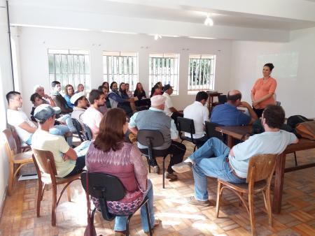 Encontro dos produtores de ovinocultura com os gestores do Programa Juntos para Competir