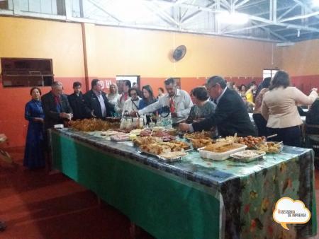 Executivo Municipal instala dia de governo do CTG Tapera Velha