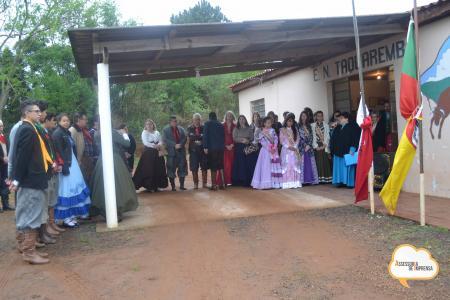 Executivo Municipal instala dia de governo do EN Taquarembó