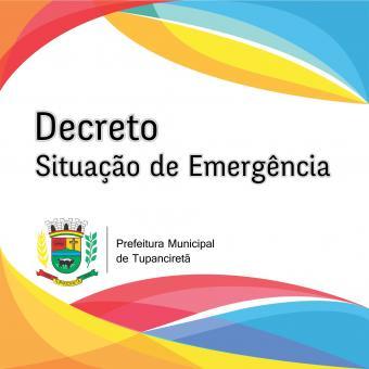 Governo Estadual homologa situação de emergência em 12 municípios