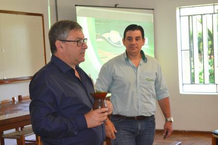 Administração Municipal realiza palestra sobre a produção de soja