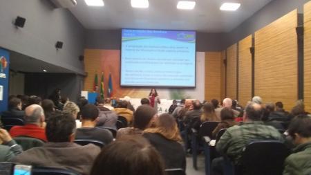 Secretaria do Meio Ambiente participa de Seminário da CNM sobre resíduos sólidos