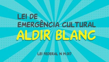 Administração divulga resultado preliminar dos candidatos do setor cultural para a Lei Aldir Blanc
