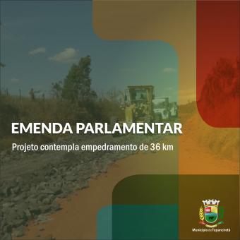Emenda Parlamentar destinada à Tupanciretã teve objeto alterado