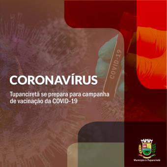 Preparação para a Vacinação da Covid-19 em Tupanciretã