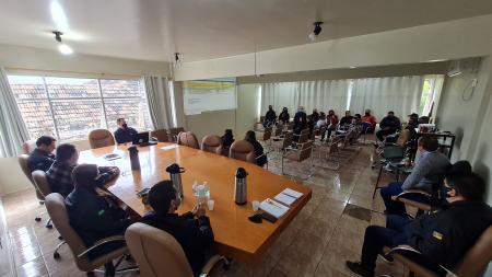 Demandas dos Bairros são pautas de reunião no Executivo Municipal