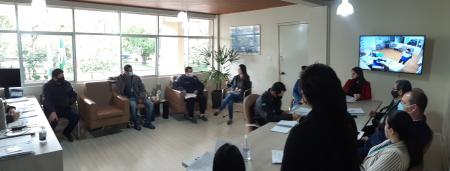 Reunião de Controle Interno foi pauta entre Secretários e Assessores nesta manhã de sexta-feira