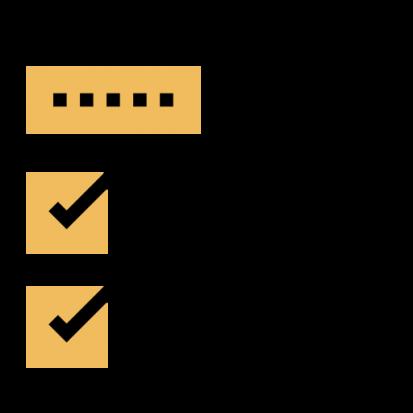 Logotipo do serviço: Declaração de Bens e Valores