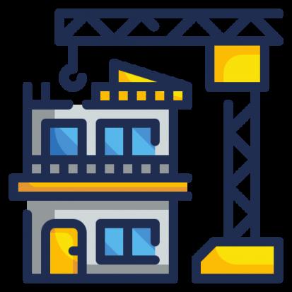 Logotipo do serviço: Aprovação e Regularização de Obras